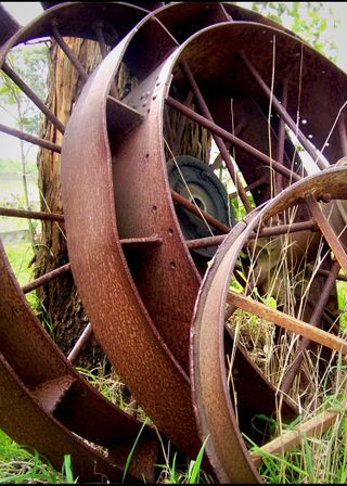 Wheels 2 at Echo Farm