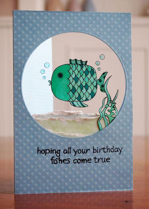 Fisj birthday card