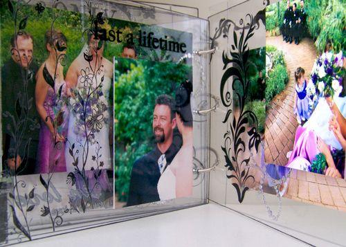 Mini Wedding Album