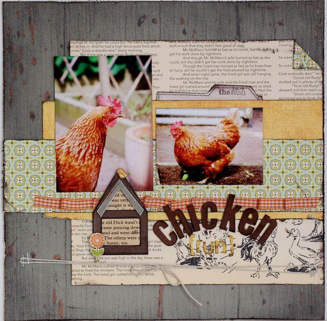 Chicken Run web
