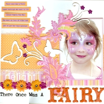 There once was a fairy